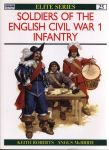 Soldiers of the English Civil war (1). Infantry