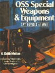 OSS special weapon and equipment