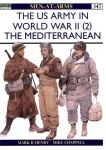 The US Army in World war II (2). The Mediterranean